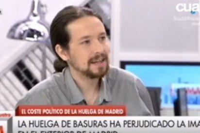 """Pablo Iglesias estalla por el abrigo de pieles de la alcaldesa: """"Ana Botella da la risa, es la imagen del patetismo y la personificación del ridículo"""""""