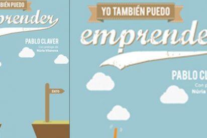 """Pablo Claver: """"Emprender no es sólo cosa de Steve Jobs, Amancio Ortega o Bill Gates"""""""