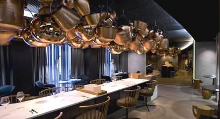 El restaurante Cinco by Paco Pérez logra su primera estrella Michelin