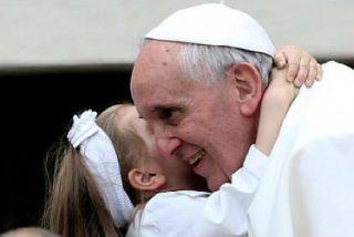 """Papa: """"¡No me imagino a Dios dándonos una bofetada!"""""""
