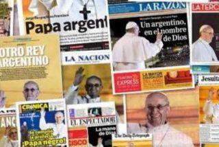 """La prensa mundial se rinde a """"La Alegría del Evangelio"""" de Francisco"""