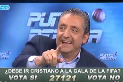 """Josep Pedrerol: """"Ancelotti tiene un lío con Ramos y sus defensas son Varane y Pepe"""""""