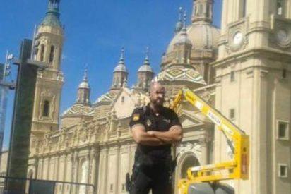 Detienen en Barcelona a los autores del atentado contra la basílica del Pilar