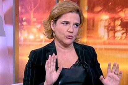 """Rahola: """"Es triste que el nexo de unión entre Susana Díaz y Chacón sea ir contra el derecho a decidir catalán"""""""