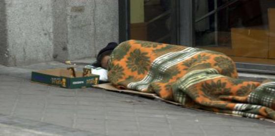 Crece cada vez más la población en riesgo de pobreza o exclusión social en España