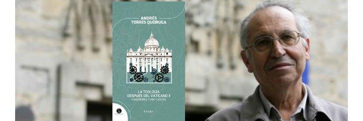"""Engracia Vidal: """"El Concilio dio lugar a la liberación entusiasta de la teología"""""""