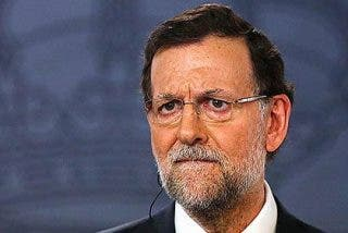 """Mariano Rajoy a Artur Mas: """"En la UE entró España, no entraron diecisiete autonomías"""""""