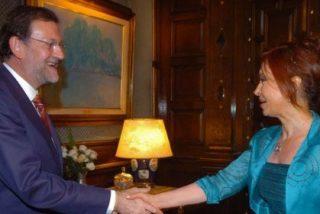 """Rosa Montero: """"Rajoy es como Cristina Kirchner, lleva el discurso lleno de bótox"""""""