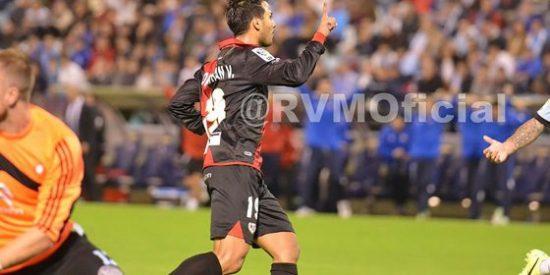 El fútbol del Rayo obtiene su premio