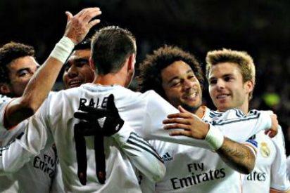El Real Madrid, con uno menos, pasa a octavos goleando al Galtasaray