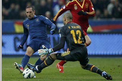 Colocan a Valdés en Inglaterra