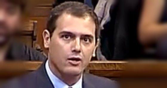 """Albert Rivera: """"Lo que presentan no son unos presupuestos, son un panfleto político"""""""
