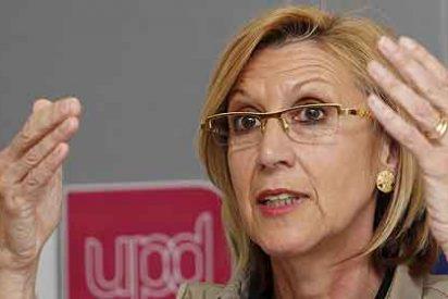 La UPyD de Rosa Díez anda ahora mejor de dinero que de nuevos afiliados