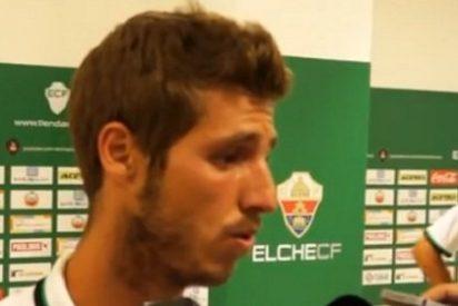 El Atlético no incluyó cláusula con Rubén Pérez