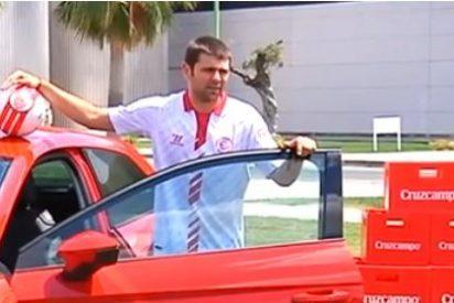 Rusescu busca su salida de Sevilla