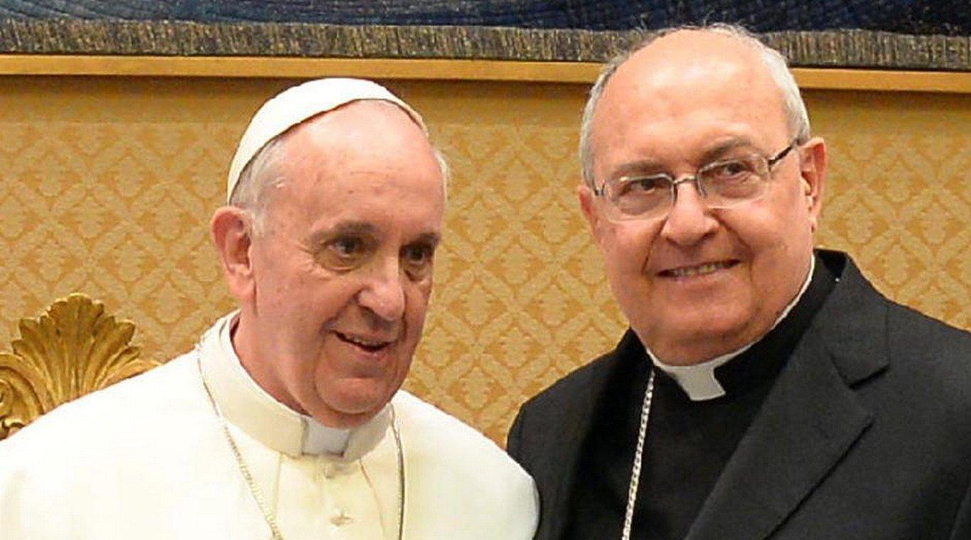 """""""Preparate querido"""", le dijo Sandri a Bergoglio"""