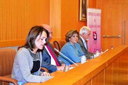 La corporación municipal de Talavera firma un manifiesto contra la violencia doméstica