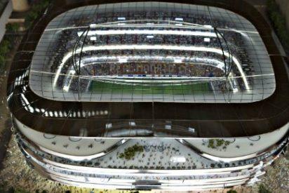 La Justicia da luz verde a Florentino para que empiece el nuevo Santiago Bernabéu