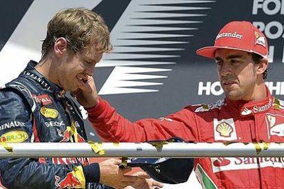 Vettel elogia a Alonso