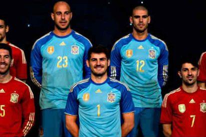 La nueva piel de la Selección Española de Fútbol es roja de la cabeza a los pies