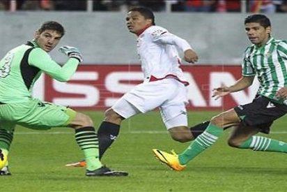 El Sevilla repite goleada