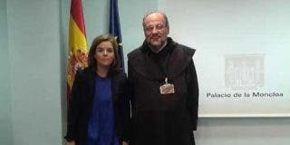 El Gobierno de España compromete todo su apoyo al V Centenario de Santa Teresa
