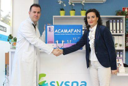 Afantac y el Centro Médico Ssysna firman un acuerdo de asistencia