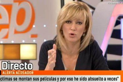 """Susana Griso explota contra un joven acosador en 'Espejo público': """"Te han detenido nueve veces, ¿cómo puedes negar la evidencia?"""""""