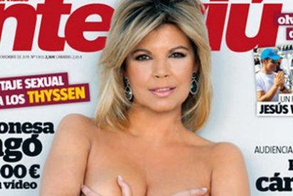 Los cinco momentos más eróticos, bestiales y maliciosos de Terelu Campos en TV: ¿sigue siendo la 'eterna enchufada' o sabe valerse por sí misma?