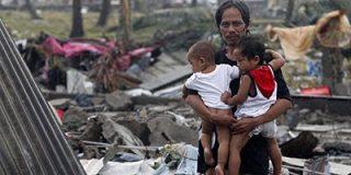 """Obispos filipinos: """"La fe de los católicos es más fuerte que el tifón"""""""