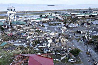 """Religiosos y misioneros, la primera """"fuerza de choque"""" tras el paso del tifón"""