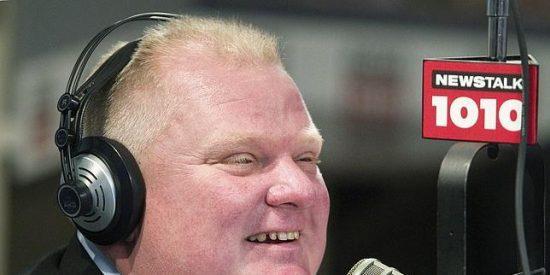 [Vídeo] El alcalde de Toronto reconoce que fumó crack cuando estaba como una cuba