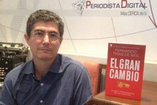 """Fernando Trías de Bes: """"La prensa se hizo el harakiri, volcaron gratis en la red lo que por otro canal estaban cobrando"""""""