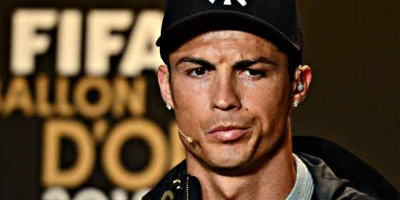 Ronaldo no quiere ir a la gala del Balón de Oro