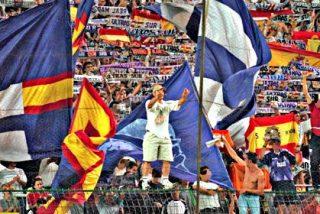 Estalla la 'guerra civil' entre los Ultras-Sur del Real Madrid: los cachorros se enfrentan a los veteranos