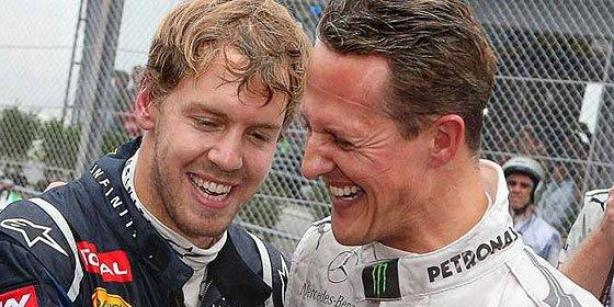 Schumacher pudo volver a la F1