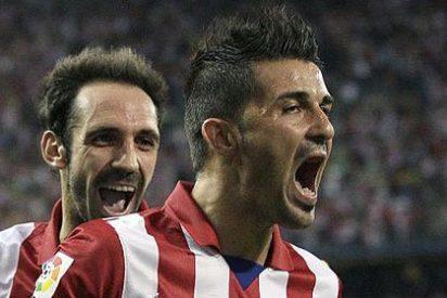 El Atlético de Madrid aplasta al Athletic de Bilbao y le echa el aliento en la nuca al Barça