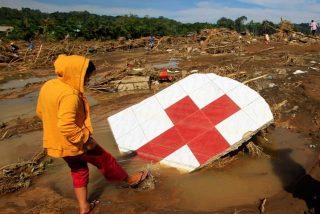 El Papa dona 112.000 euros para Filipinas