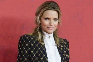 Michelle Pfeiffer confiesa que perteneció a una secta donde ni comían ni bebían