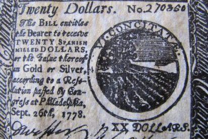 ¿Se ha preguntado alguna vez con qué se pagaba en EEUU cuando aún no había dólares a mano?