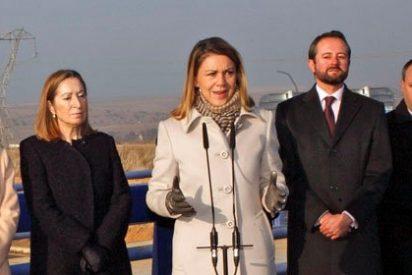 Cospedal subraya el compromiso del Gobierno de Rajoy con Castilla-La Mancha
