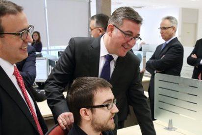 """Marín: """"El Gobierno de Cospedal apuesta por la FP Dual, que abre nuevos horizontes de trabajo a nuestros alumnos"""""""
