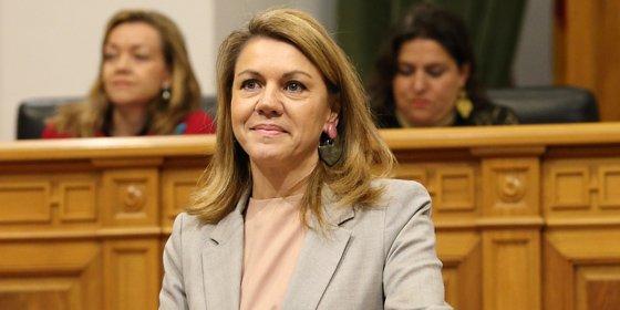 """Cospedal: """"Estos son los Presupuestos de la recuperación de Castilla-La Mancha"""""""