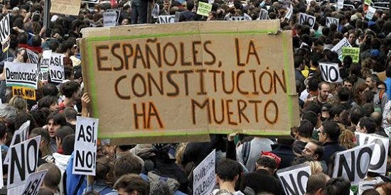 Balada triste de una Constitución, o de cómo los padres de la patria nos han decepcionado