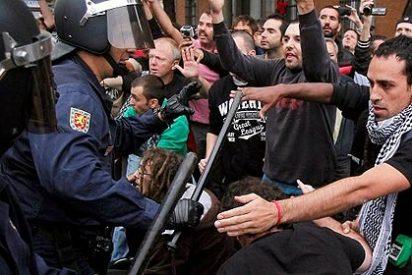 Interior responde con 1.250 antidisturbios a la concentración contra la Ley de Seguridad Ciudadana