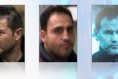 El rostro del miedo: las fotos de los atracadores del supermercado de Yuncos