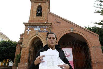 Recogen firmas en Málaga contra un cura que prohibió llorar en los funerales