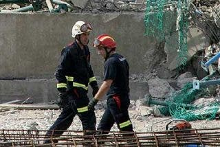 Muere un obrero de 22 años en las obras del Mundial
