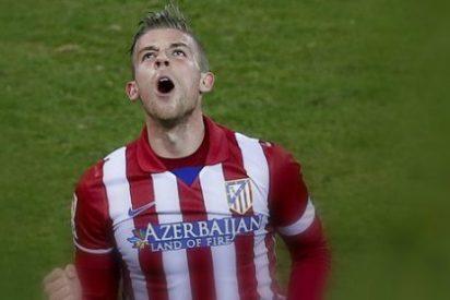 Alderweireld marca su primer gol como atlético