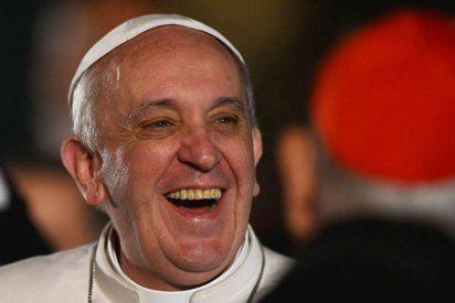 """Francisco: """"¡Jesús era un hombre alegre!"""""""